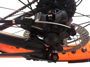 "HARTMAN 26"" Force Pro Disk FAT-Bike 24ск."